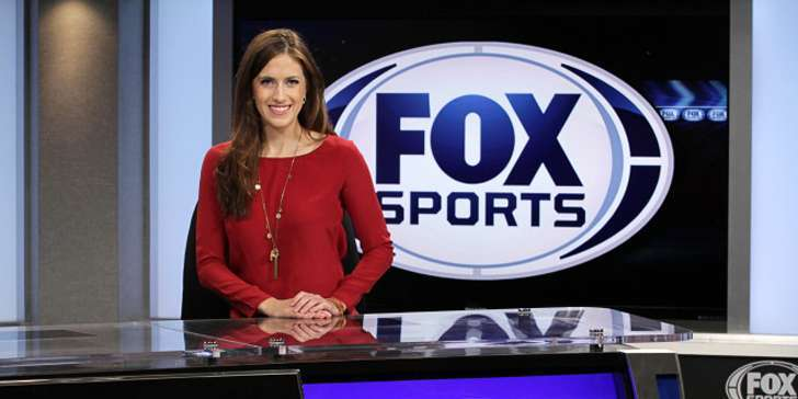 Get to know more about the very talented Ali Lucia, news anchor of FOX 47