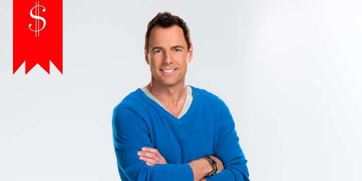 How much does American broadcaster Mark Steines earn? Is his net worth fair to his performance?