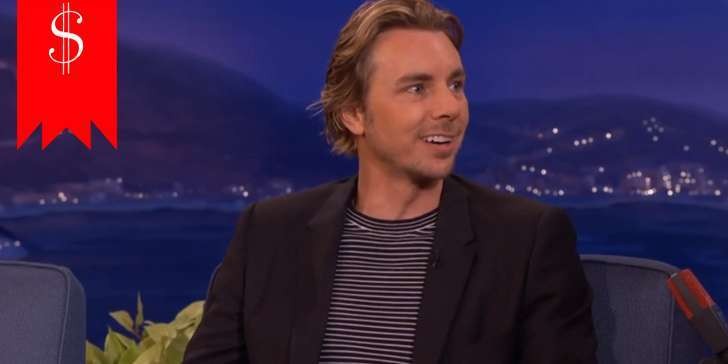 Ascertain the net worth of When in Rome's actor Dax Shepard