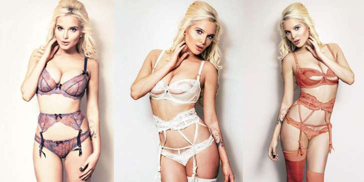 Find out more about the hot actress Helen Flanagan along with her appealing bikini body structure