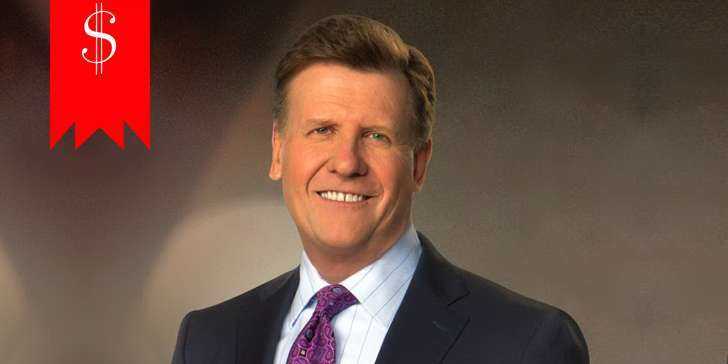 Is the salary and net worth of CNBC's news anchor Joe Kernen fair to his wonderful journalism career