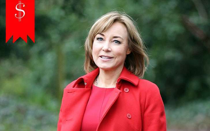 How happy is former BBC Breakfast presenter Sian Williams with her 10 years long second marriage?