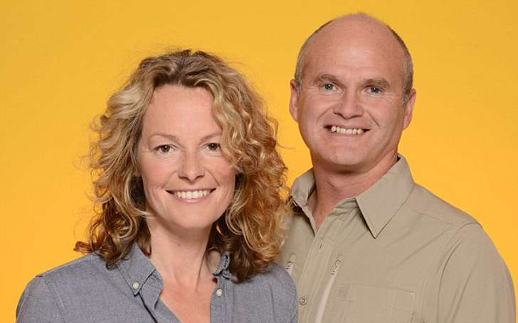 What are the secrets of TV presenters Kate Humble & Ludo Graham's 24 years long married life ?