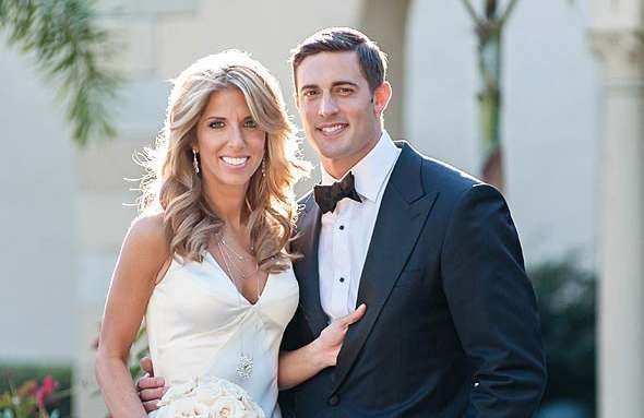 Sara Walsh, ESPN's Sportscaster, is happily married to  Matt Buschmann. Find out more about them