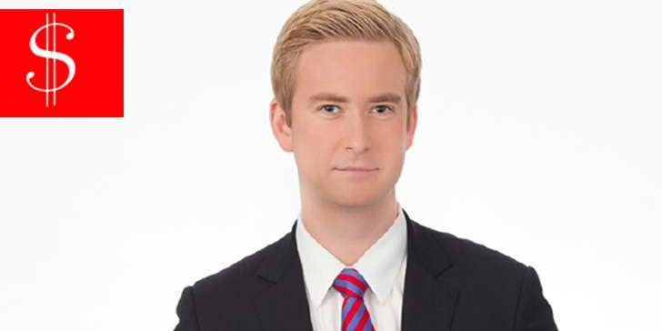 Ascertain FOX's news reporter Peter Doocy's net worth and salary along with her journalism career
