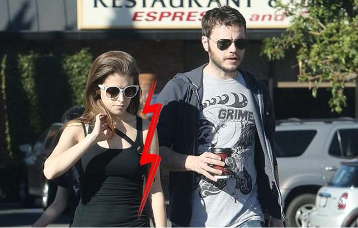 Is actress Anna Kendrick dating director Edgar Wright after breaking up with Ben Richardson?