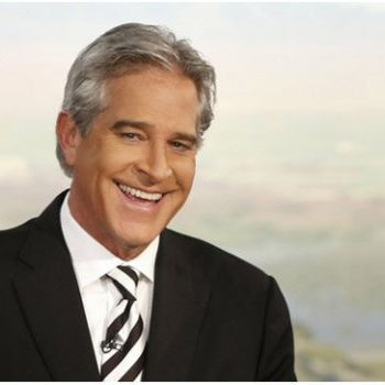 Is Paul Magers, a news anchor, happy with his married life and his children?
