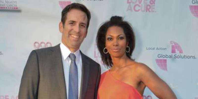 Fox News� Harris Faulkner married with her husband Tony Berlin, what about her married life?