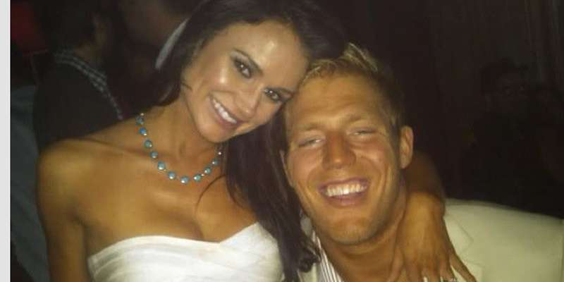Model Catalina White, WWE Wrestler Jack Swagger's Wife, is happily married for 6 years now