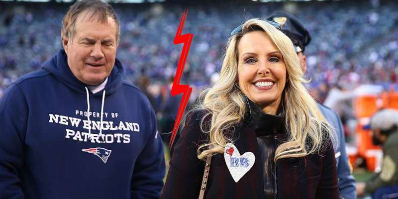 Football Coach Bill Belichick's professional career after 10 years of getting divorced revealed here