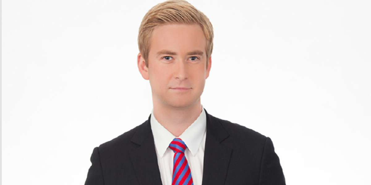Is reporter Peter Doocy married? Know about his affairs and girlfriends