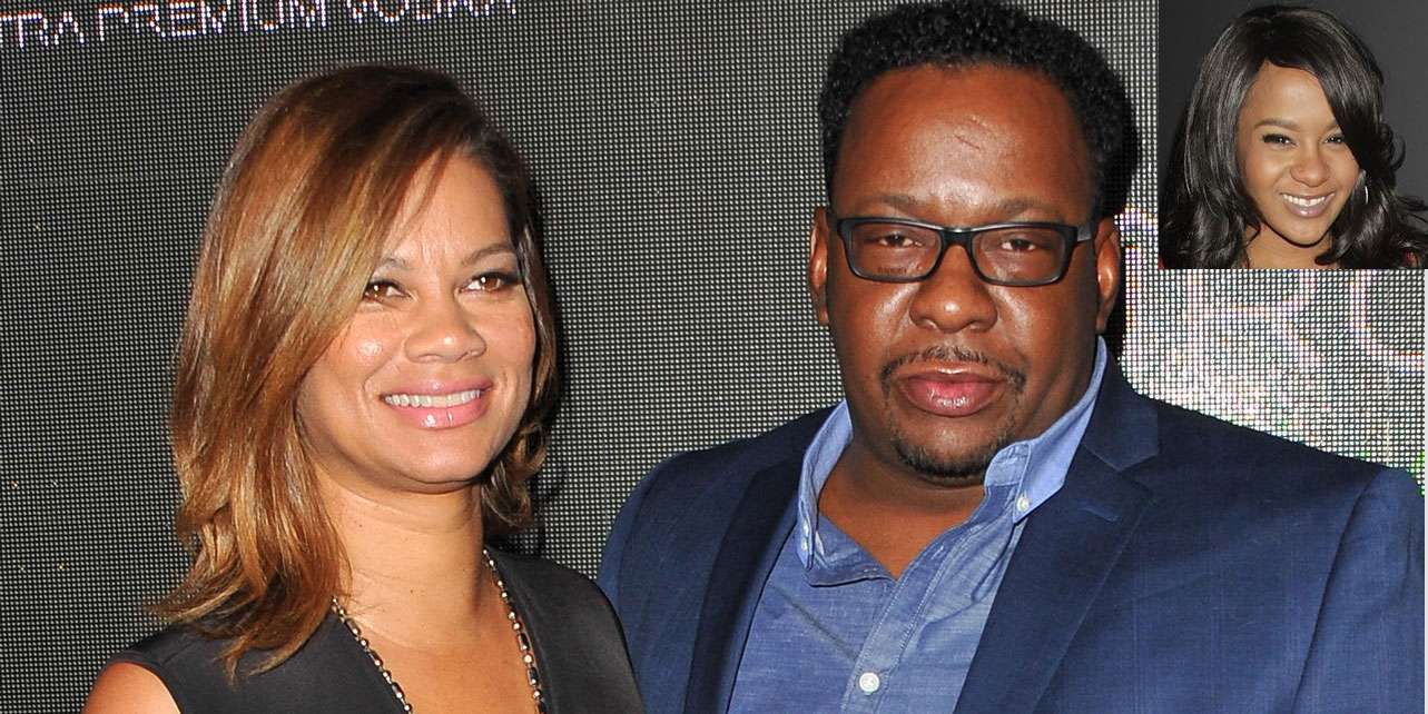 Singer Bobby Brown and his wife Alicia Etheredge are very happy with their married life & children