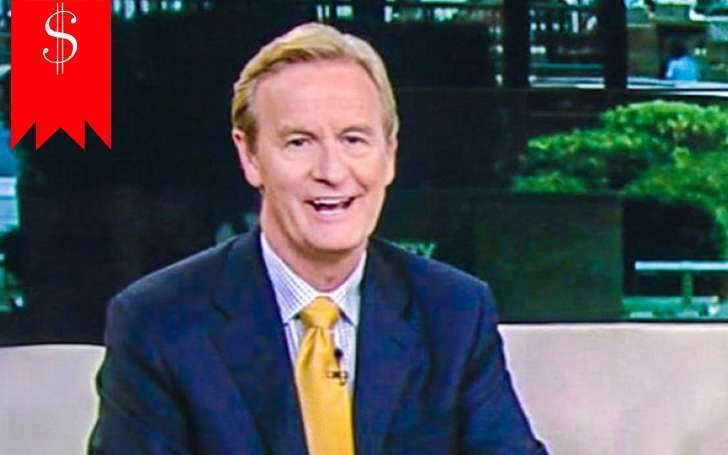 30 years of Steve Doocy's married life is going well along with his TV career and net worth