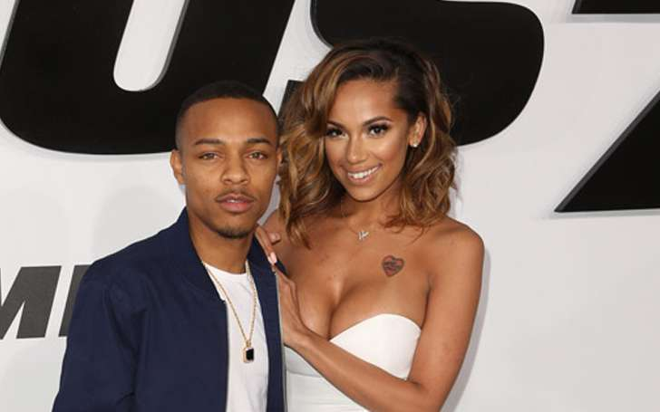 erica and bow wow relationship