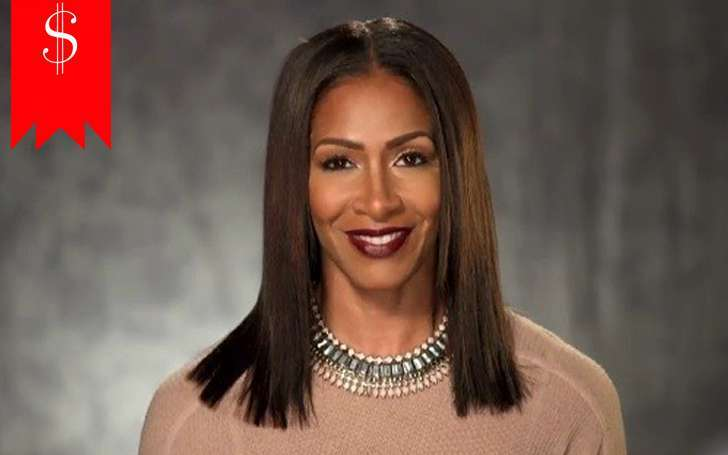 Journalism career of Sheree Whitfield, ex-wife of Bob Whitfield is going good as her net worth