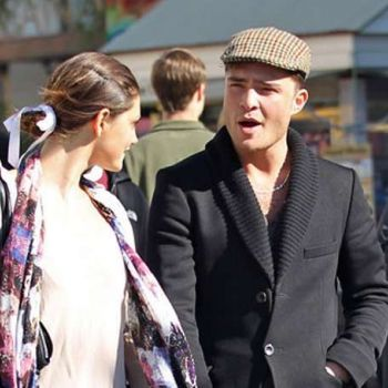 Know if Ed Westwick is dating Australian actress Phoebe Tonkin. Also his dating history.