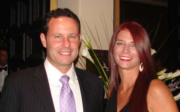 TV personality Brian Kilmeade is happy with his 23 years of married life along with his TV career