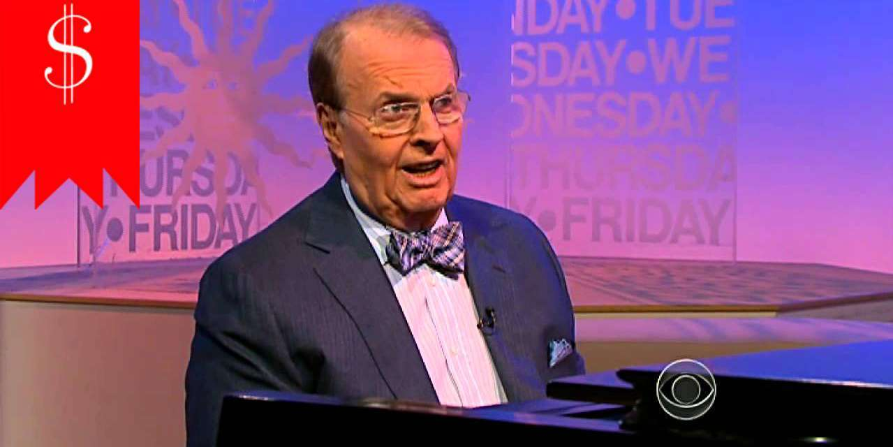 Secrets of 43 years long married life of TV writer Charles Osgood explained here