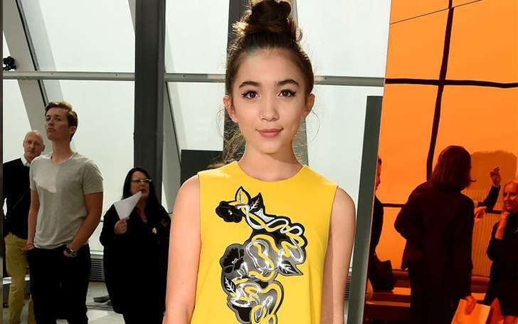 With whom Rowan Blanchard is dating now? Find her Relationships, Boyfriend and Affairs.