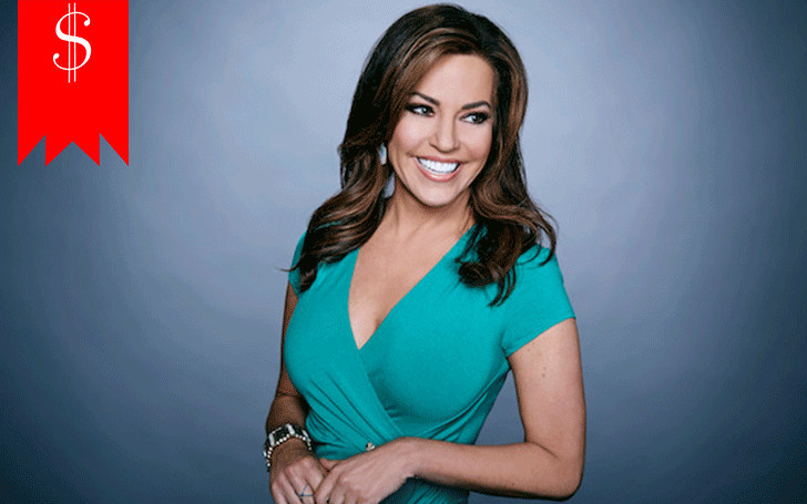 How much British news anchor Robin Meade earns as salary? Also, uncover her net worth