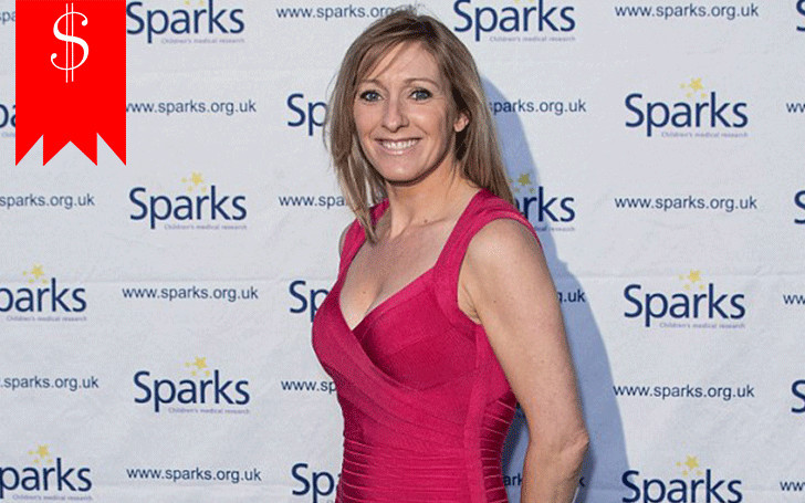 Is Vicky Gomersall earning well as a Sky Sports presenter? Ascertain her net worth & annual salary
