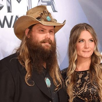 How happy is singer Chris Stapleton with his wife Morgane? Know more about the musical couple