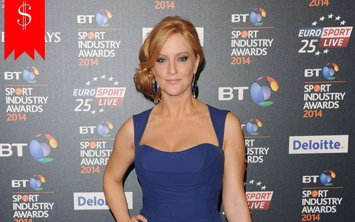 How Much does Sky News presenter Sarah-Jane Mee earn annually? Explore her Net worth and career.