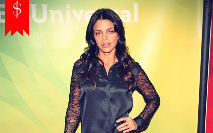 How much is Vanessa Ferlito's Net worth? Her acting career and sources of money highlighted here...