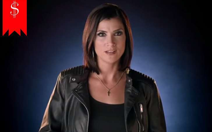 What's Dana Loesch Net Worth in 2016? See her salary and career as Radio host .