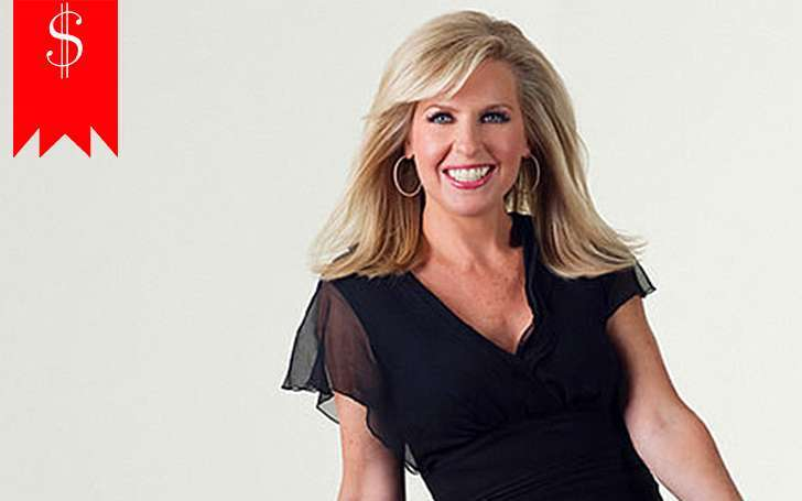 What's the net worth of political commentator Monica Crowley? Know more about her sources of income