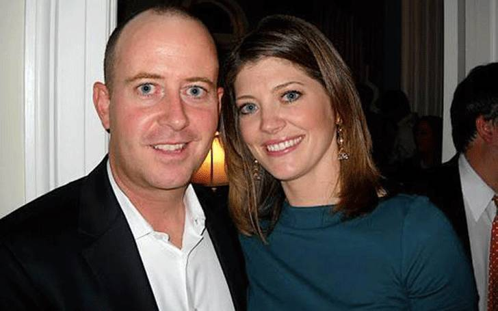 Ascertain journalist Norah O'Donnell's married life with her husband Geoff Tracy