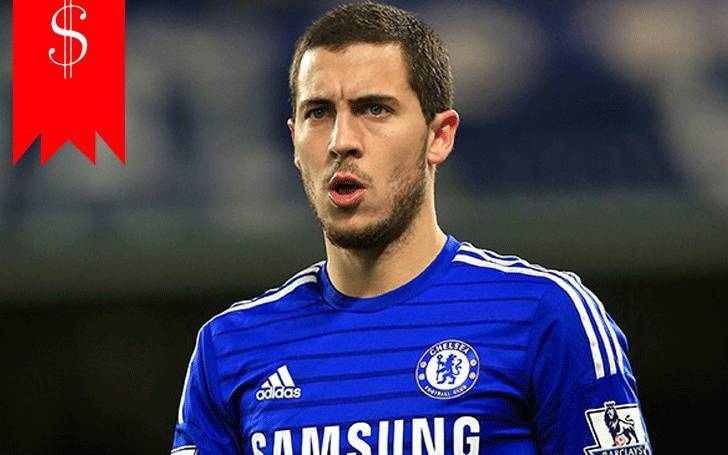 How much does footballer Eden Hazard earn in a year? Find out his sources of income