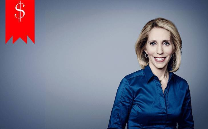 Brilliant career of journalist Dana Bash is decorated with handsome salary & jaw-dropping net worth
