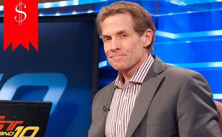 Columnist Skip Bayless, with his brilliant career, is hopeful of raise in her net worth & salary