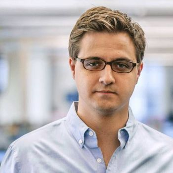 Presenter Chris Hayes earns annual salary of $6 million. What is his net worth?