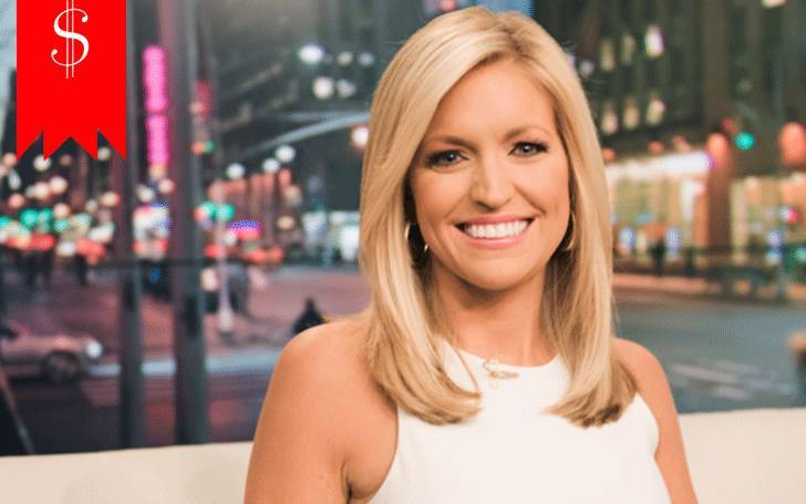 How much annual salary does journalist Ainsley Earhardt receive? Know her net worth & fine career