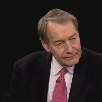 What are the sources of income of Charlie Rose, TV host with  net worth of $23 million