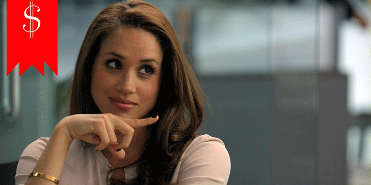 What is Meghan Markle's net worth? Uncover secrets of her brilliant acting career and growing fame