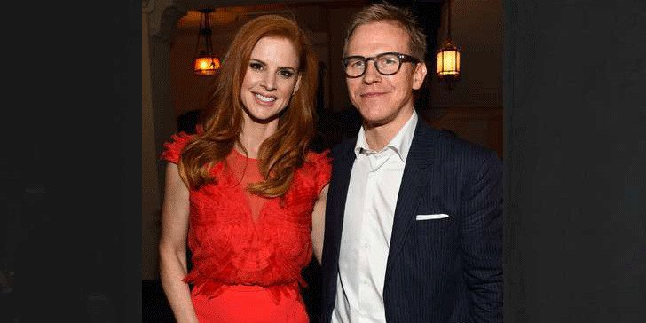 TV actress Sarah Rafferty is very happy with her husband Santtu Seppala, her kids, and her career