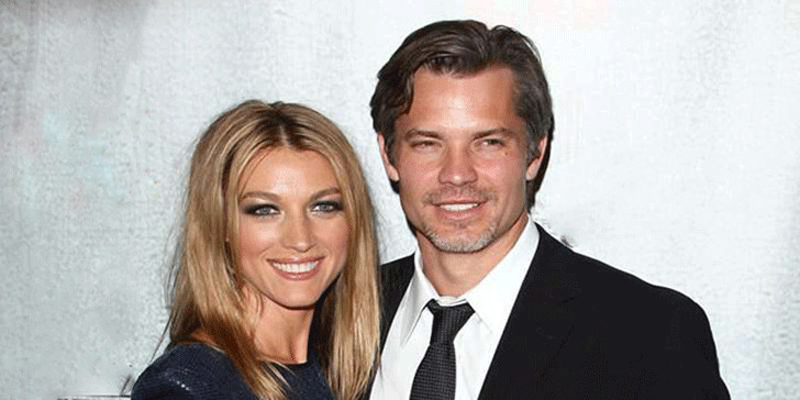 Disclose Timothy Olyphant and Alexis Knief's secrets of a happy married life
