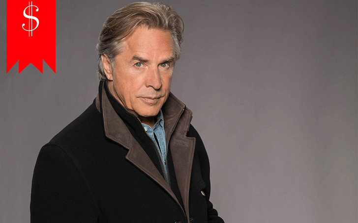 How happy is actor Don Johnson with his net worth and acting career? Know about his movies