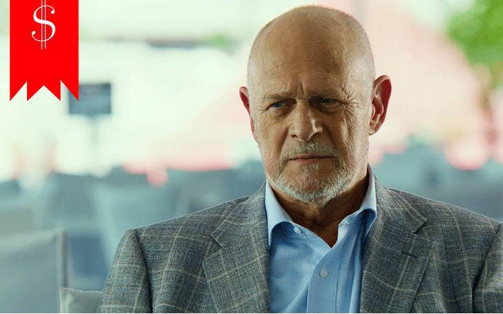 Actor Gerald McRaney's net worth is $5 million. What are his sources of income?