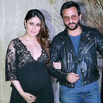 Bollywood ace Saif Ali Khan and Kareena Kapoor Khan welcome a baby Taimur Ali Khan.