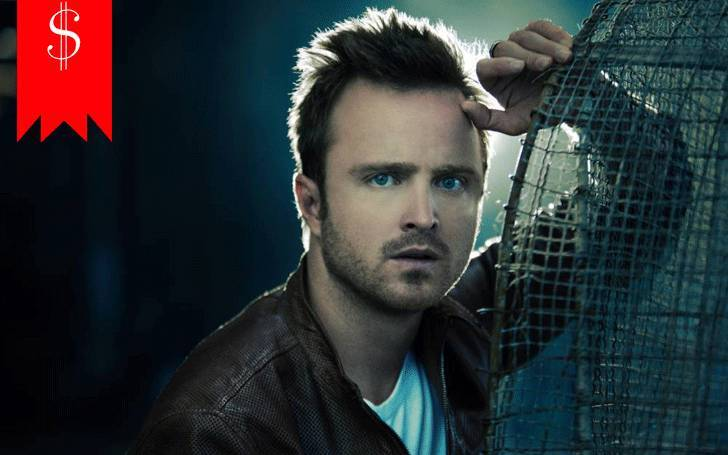 Actor Aaron Paul has the net worth of $16 million. What are his famous movies and sources of income?