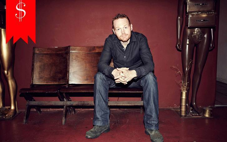 Collect all the information about actor Bill Burr's movies, net worth, career, and more