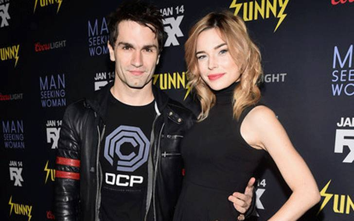 Allison mack dating sam witwer