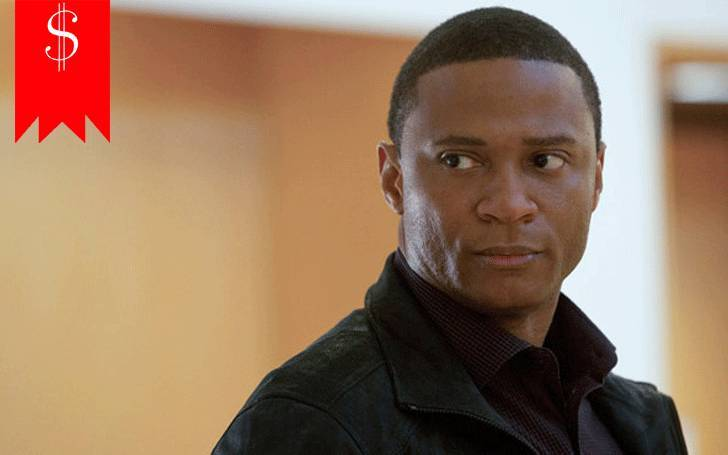 How is the married life of actor David Ramsey going on? Know about his wife, net worth, and income