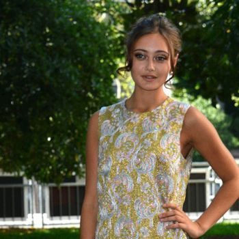 Who is actress Ella Purnell currently dating? Find out about her dating career