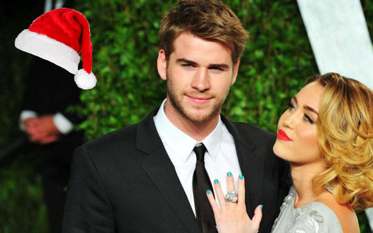 Did Liam Hemsworth and singer Miley Cyrus celebrate Christmas, together? Know all of their inside story