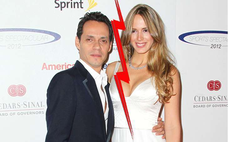 Shannon De Lima and Marc Anthony,  married in 2014. Now they are divorced, what was the cause?